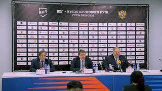 Хумо - Торос. 6-й матч: Пресс-конференция