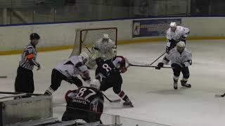 Ночная хоккейная лига. Сезон 2018/2019. Видеообзор матчей 8-го тура в дивизионе «18+»