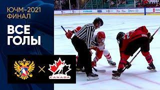 06.05.2021 Россия (U-18) – Канада (U-18). Обзор финала ЮЧМ-2021