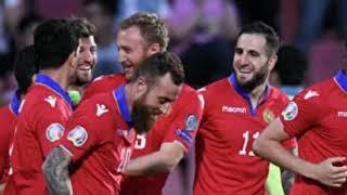 Армения выиграла все 3 матча на старте квалификации ЧМ 2022