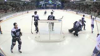 Видеообзор матча ВХЛ Югра - Торос (3:2 Б) от 21.09.2019