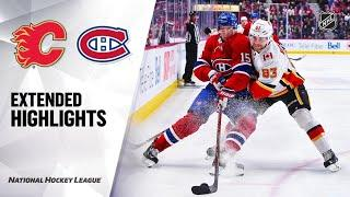 Calgary Flames vs Montreal Canadiens | Jan.13, 2020 | Game Highlights | NHL 2019/20 | Обзор матча