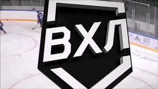 Красноярские Рыси - ХК Чебоксары. 29.10.2018. Видеообзор матча