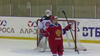 Выставочный матч. Женщины. Россия - Япония - 3:1. Видеообзор