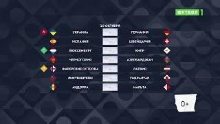 Лига наций. Обзор матчей 10.10.2020