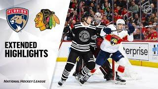 Florida Panthers vs Chicago Blackhawks | Jan.21, 2020 | Game Highlights | NHL 2019/20 | Обзор матча