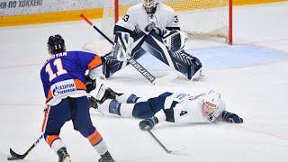 Видеообзор матча СКА-Нева – Динамо СПб 3:1 (12.11.2020)