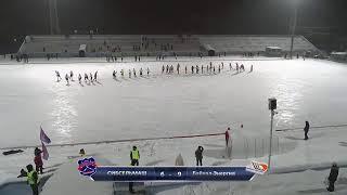 «Сибсельмаш» Новосибирск — «Байкал-Энергия» Иркутск