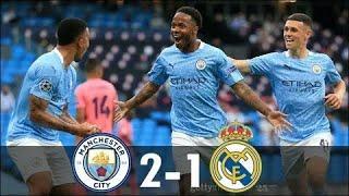 Варан, что ты наделал? Манчестер Сити 2-1 Реал Мадрид обзор матча   разбор матча