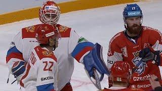 Чехия - Россия: 8 ноября 2020, Кубок Карьяла, Обзор матча...
