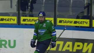 Данил Аймурзин - лучший новичок сезона МХЛ