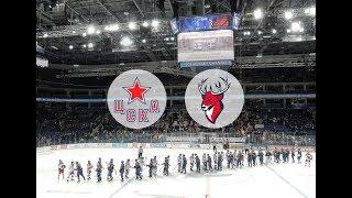 Обзор матча 04.03.2020/ ЦСКА (Москва) 3:0 Торпедо (Нижний Новгород)