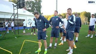 Лига Чемпионов | Маккаби – Динамо-Брест | Тренировка