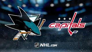 San Jose Sharks vs Washington Capitals | Jan.05, 2020 | Game Highlights | NHL 2019/20 | Обзор матча