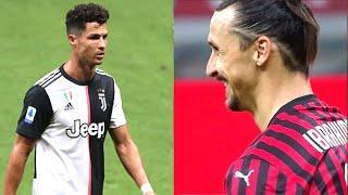 ЮВЕНТУС вёл 2:0, но потом МИЛАН шокировал всех камбэком! Милан - Ювентус 4:2 | Златан vs Роналду