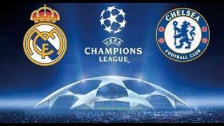 Челси - Реал Мадрид обзор матча Лиги Чемпионов УЕФА стрим по ставкам в лайве