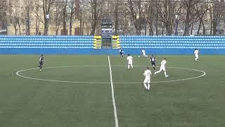 22.04.19 СШОР Зенит - Алмаз-Антей (2004) 1 тайм