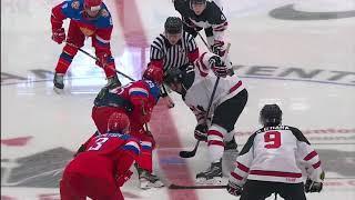 Мировой Кубок Вызова U18. Финал. Россия - Канада Восток. Обзор матча