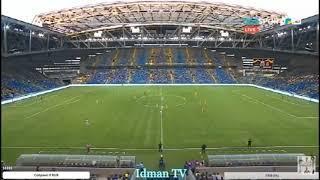 ФУТБОЛ. ЛИГА ЕВРОПЫ УЕФА 2019-2020.МАТЧ АСТАНА-ВАЛЕТТА 5:1.ОБЗОР МАТЧА
