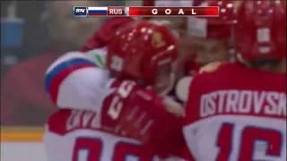 Россия-Сборная QMJHL победная ШАЙБА