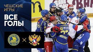 RUSSIA - SWEDEN - 6:4 GOALS | CZECH GAMES | 12.05.2021