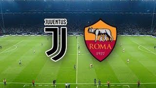 Ювентус - Рома обзор матча команд футбол PES 2020
