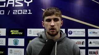 Интервью после матча: Степан Штефан и Адильбек Джангазинов
