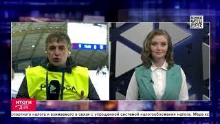 «Байкал-Энергия» - «Сибсельмаш»
