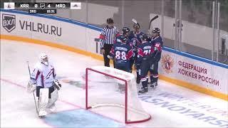 Красноярские Рыси-Мордовия. 18.11.2018. Видеообзор матча.