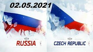 ЮЧМ: Россия (U-18) - Чехия (U-18) - Обзор матча - 02.05.2021