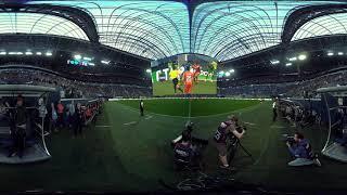 «Зенит» 3:1 ЦСКА. Лучшие моменты матча 12.05.2019 (видео 360 VR)