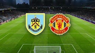 Бернли - Манчестер Юнайтед обзор матча команд АПЛ футбол PES 2020