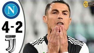 Лучшие моменты матча ювентус - наполи | обзор матча
