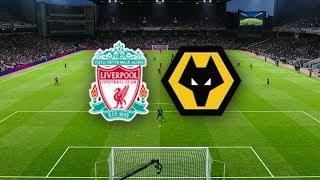 Ливерпуль - Вулверхэмптон обзор матча команд АПЛ футбол PES 2020