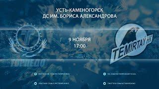 Видеообзор матча Torpedo - Temirtaý, игра №55, Pro Ligasy 2020/2021