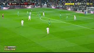 Реал Мадрид - Реал Сосьедад 3:4. Обзор матча. Кубок Испании 2019/20. 1/4 финала