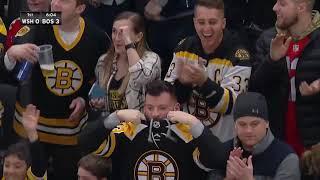 Бостон - Вашингтон. Обзор матча. Хоккей НХЛ