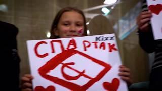 Обзор матча «Спартак» - «Динамо» Мн (7:2)