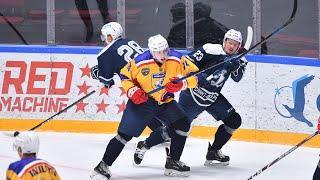 Видеообзор матча Динамо СПб – Химик 3:2. Турнир Шилова 27.08.2020