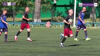 Обзор матча Легенда - Omnitec - 5:2. Weekend Superleague 2020. Высшая лига. 1 тур