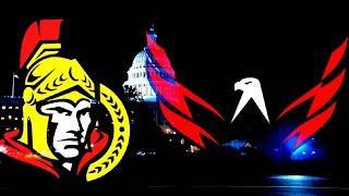 Вашингтон - Оттава: 8 января 2020, Обзор матча...