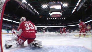 Российская сборная по хоккею, выступая молодежным составом, выиграла первый этап Евротура.