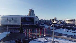 Минск не примет в этом году чемпионат мира по хоккею.