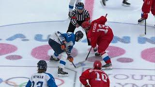 Россия - Финляндия. 10:1. Полуфинал. Хоккей. Юношеские Олимпийские игры 2020