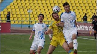 Обзор матча «Тараз» - «Астана» - 0:1. OLIMPBET-Чемпионат Казахстана. 10 тур