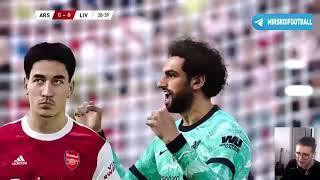 PES 2020. Арсенал - Ливерпуль. Гол Салаха