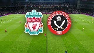 Ливерпуль - Шеффилд Юнайтед обзор матча команд АПЛ футбол PES 2020