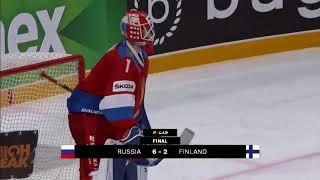 Кубок Карьяла-2020. Россия - Финляндия. Видеообзор