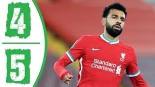 Ливерпуль 5-4 Арсенал Обзор Матча 0-0 Футбол 2020 г.