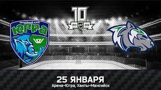 Видеообзор матча ВХЛ Югра - Горняк (3:2, Б)